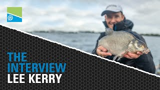 A thumbnail for the match fishing video The Big Interview | with LEE KERRY | PRESTON INNOVATIONS