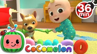 Bingo | +More Nursery Rhymes & Kids Songs - CoCoMelon - YouTube