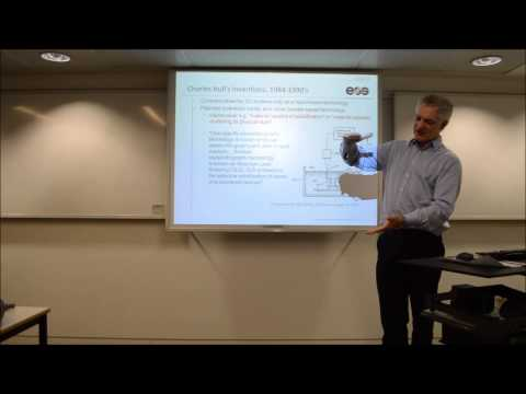 History of Additive Manufacturing and Key Case Studies | Stuart Jackson, EOS (UK)