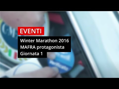 Winter Marathon 2016 - MaFra Day 1