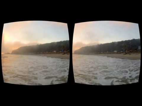 Oculus Rift - Malibu Waves