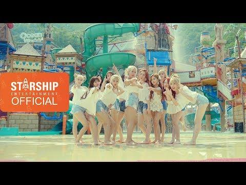 [MV] 우주소녀(WJSN) - KISS ME