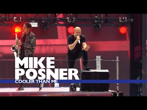 Mike Posner - 'Cooler Than Me' (Live At The Summertime Ball 2016)