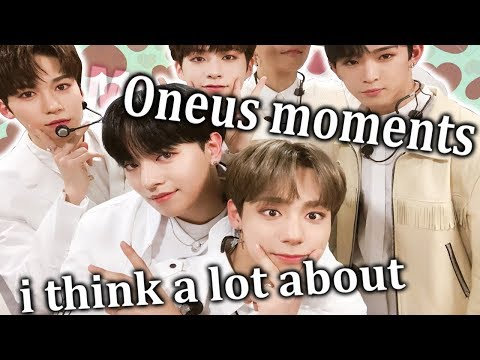 Oneus moments i think a lot about || Crack edition