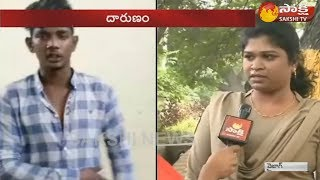 Live Updates from Visakha over Inhumanly Rape on Mentally..
