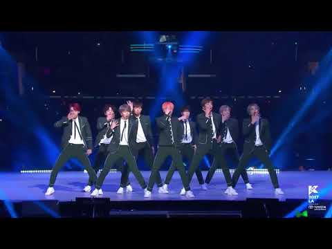 KCON 2017 LA Day 1   Super Junior D&E, Girl's Day, VIXX, Seventeen, WJSN, SF9   YouTube 720p