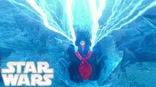 Star Wars Novel CONFIRMS Theory About Palpatine's CRAZY Force Lightning