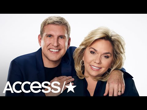 Todd Chrisley and Wife Julie Facing Up to 30 Years In Prison After 12-Count Indictment