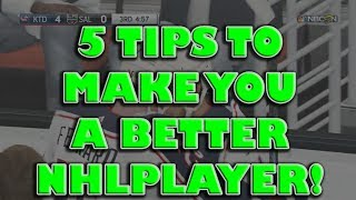 NHL 19 5 Tips To Get You Better At The Game