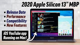 Apple Silicon Mac Release Date & Performance Leaked! 🤯