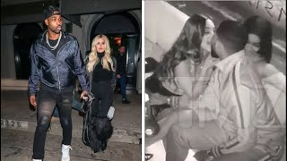 It's Official Khloe Kardashian and Tristan Thompson Back At It Again