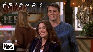 Friends: Joey Has A Problem With Katie (Season 5 Clip)   TBS