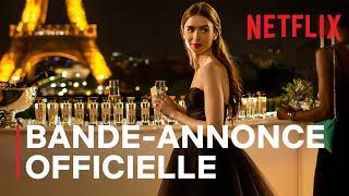 Emily in paris :  bande-annonce VOST