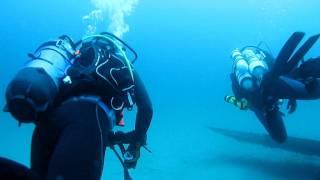 Epave en méditerranée