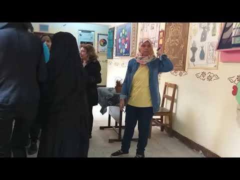 خطة اخلاء مدرسة نوبار الاعدادية - إدارة عابدين التعليمية