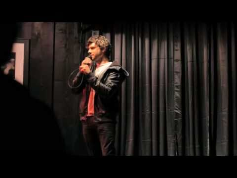 Greg Barris stand up reel - YouTube
