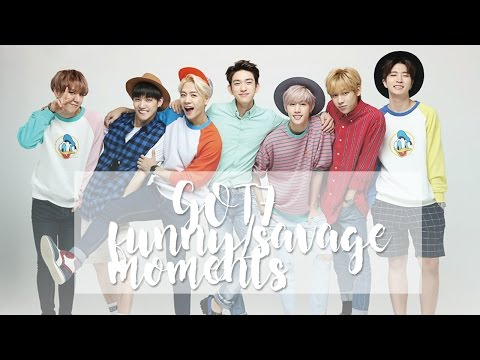 GOT7 Funny/Savage Moments