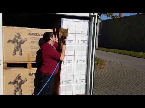 GrizzlyBag® Kraftpapier-Stausack mit Venturi-Ventil (I5055)