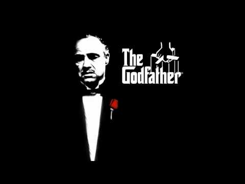 godfather soundtrack and rain - piano