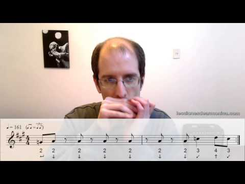 Cómo tocar la armónica en La Grange ZZ Top