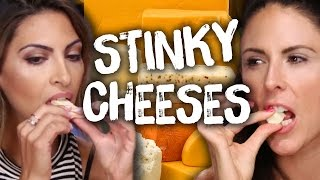 8 Smelliest Cheeses (Cheat Day)