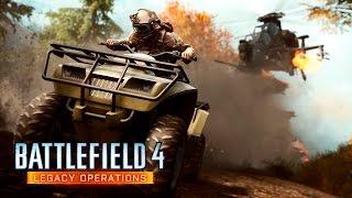 Battlefield 4 - Legacy Operations Cinematic Trailer