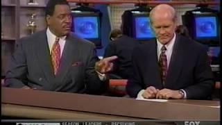 NFL on FOX - 1998 Week 13 - Nov. 29 pregame show