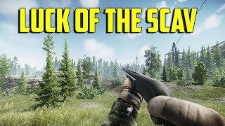 Escape From Tarkov - Luck of The Scav