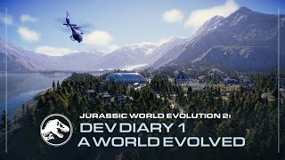 Developer Diary #1 - A World Evolved preview image