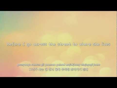 Super Junior- 해바라기 (Sunflower) lyrics [Eng. | Rom. | Han.]