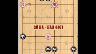 Cờ thế giang hồ chọn lọc-Thế số 1-Kim đẩu đồng quan-Part2(end)