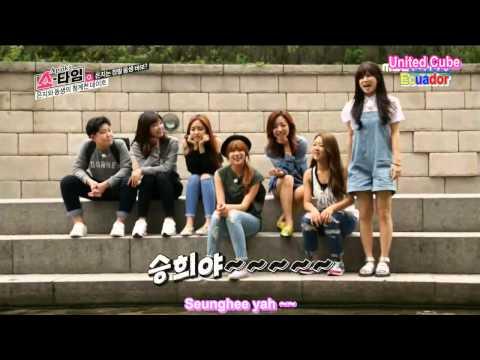 A-Pink Show Time Ep 4 parte 4/4 Sub Esp