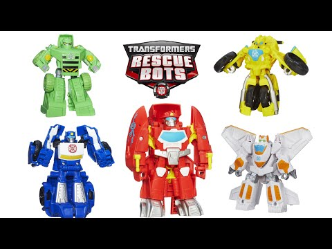 Rescue Bots Bumblebee Toy Rescue Bots Toys Heatwave