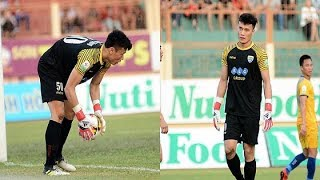 FLC Thanh Hóa thua đau trước Sanna Khánh Hòa trong ngày 'tội nghiệp' của thủ môn Bùi Tiến Dũng