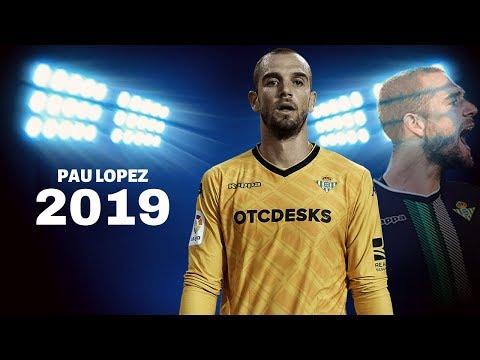 VIDEO - Concentrazione e agilità: ecco le migliori parate di Pau Lopez