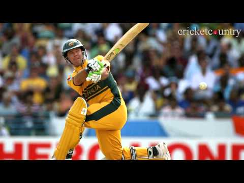 Ricky Ponting to retire from all forms of cricket in October 2013