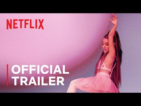 """Аријана Гранде го објави трејлерот за нејзиниот музички документарец """"Excuse Me, I Love You"""""""