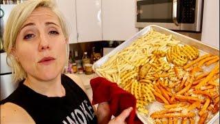 MY DRUNK KITCHEN: Fry Day!