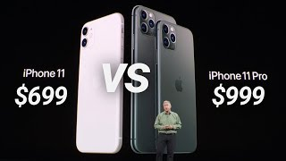 iPhone 11 vs 11 Pro! Which Should You Buy?