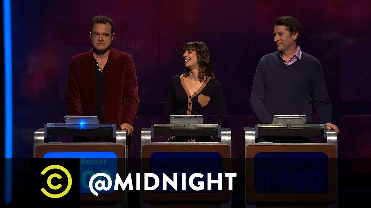 Chris Hardwick: '@Midnight,' 'Nerdist' Host Shows Off Geek ...  Midnight Nerdist
