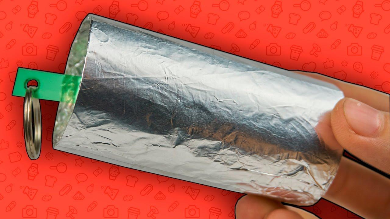как создать дымовую шашку в домашних условиях