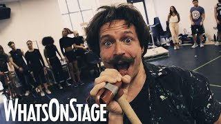Rock of Ages UK Tour | In Rehearsals