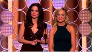 Golden Globes 2014 - Opening Monologue