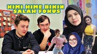 REAKSI COWOK-COWOK RUSIA LIAT FAMOUS INDONESIAN WOMEN