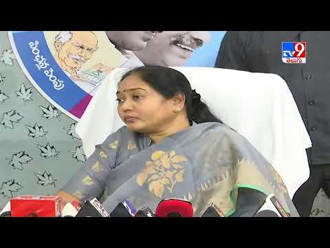 Press Meet LIVE: Home Minister Sucharitha reacts to Pattabhi Ram and Chandrababu's remarks