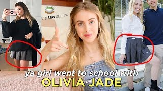I went to school with Olivia Jade... the real problem