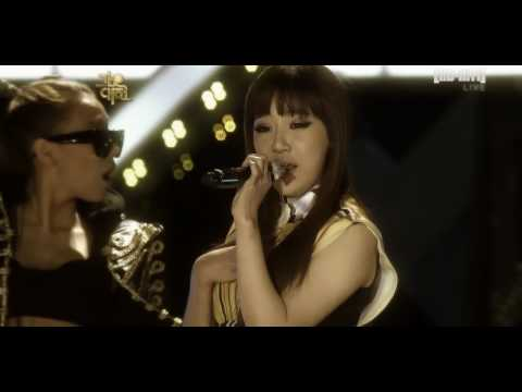 ▌ 2NE1 & BigBang - Let's Go Party (Concert ver.) | LIVE Filmize HiFi Edition