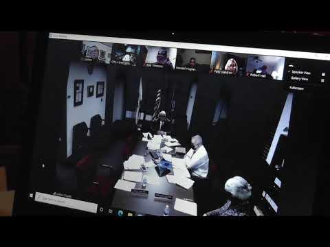 Clinton County Legislature Meeting  2-24-21
