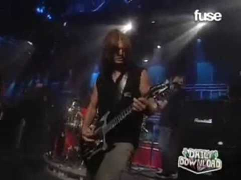 Disturbed-Guarded-Live! subtitulado español!
