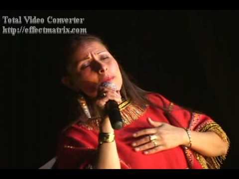 Nancy Manchego en Concierto-El Olvido